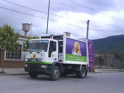 Santo Tomé: Recolección de residuos para Semana Santa