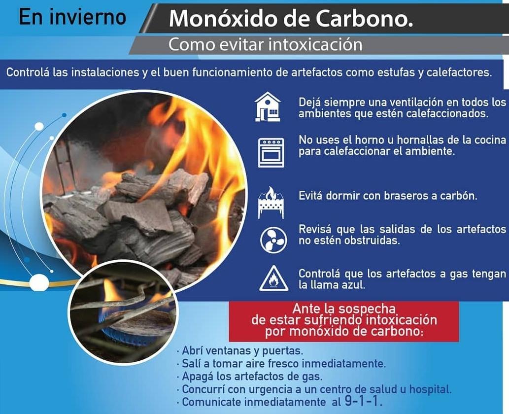 Hay 33 Casos Registrados De Contaminacion Por Monoxido De Carbono En