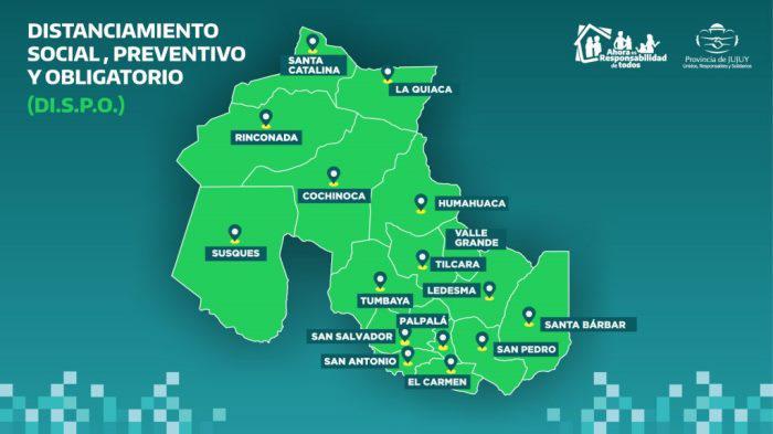 mapa jujuy verde covid