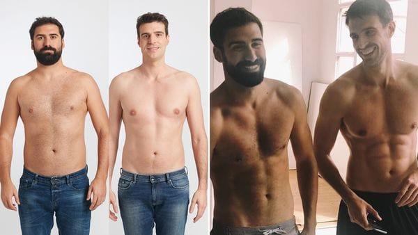 Transforma dr sticamente la figura en cuatro meses reto fit - Como ponerse en forma en un mes ...