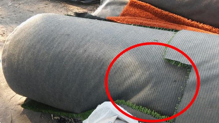 robo alfombra