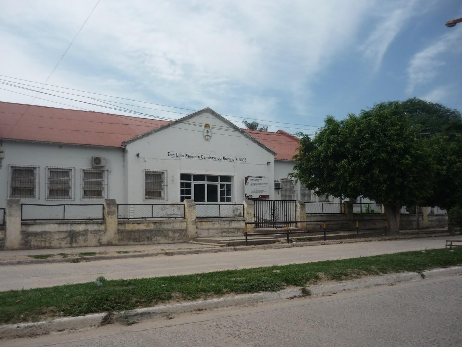 Escuela Lilia Manuela Cardozo