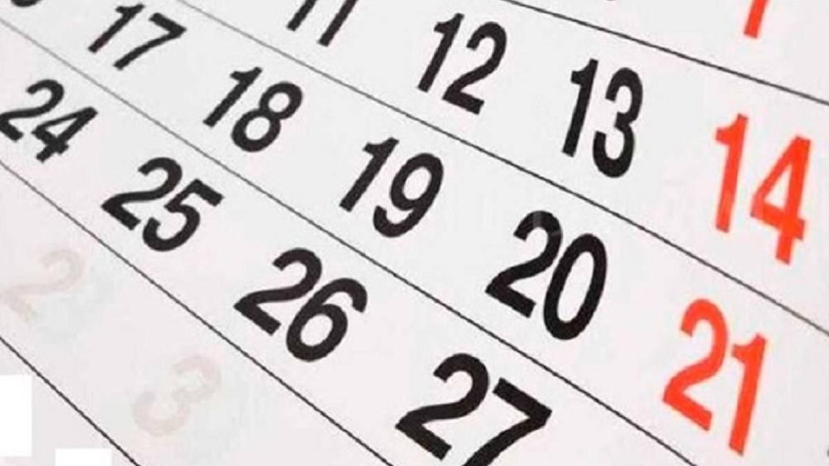 Feriados 2020: Las fechas de carnaval y los fines de semana largos