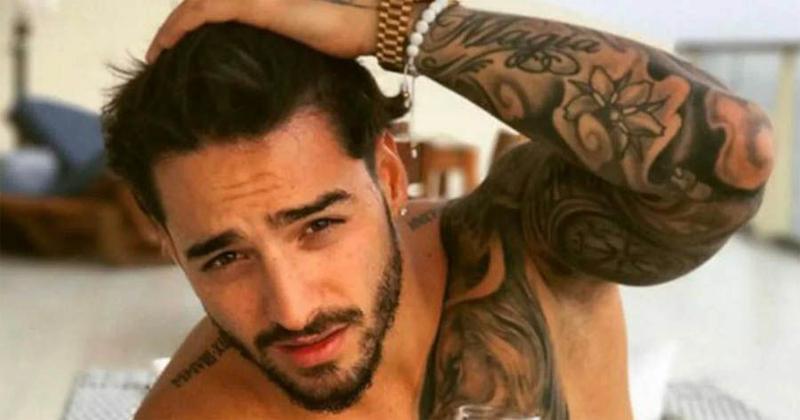 Maluma en la ducha hizo estragos entre sus fans — Las vuelve locas