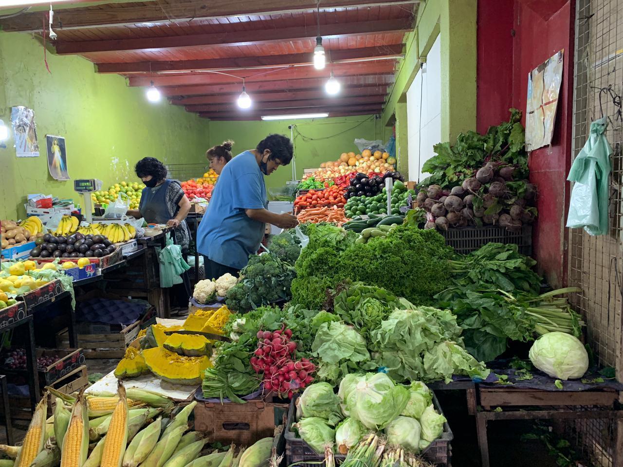 mercado san miguel verduras precios compras