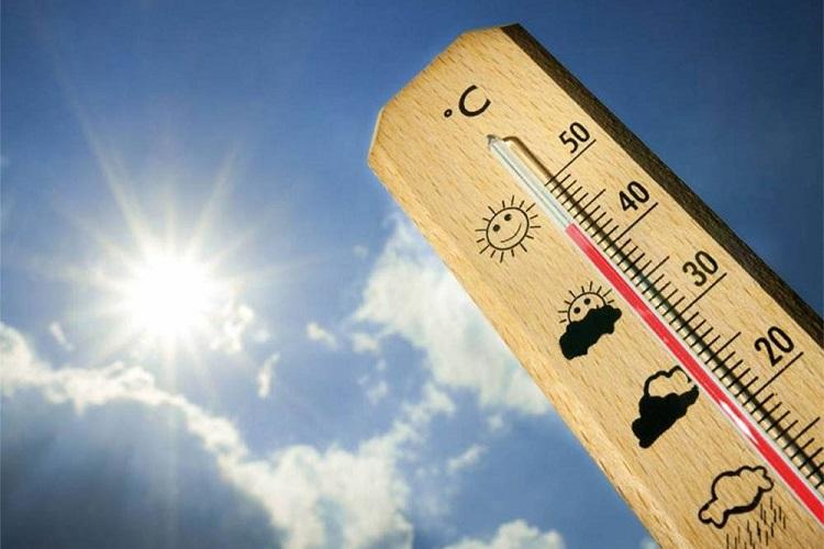 golpe de calor temperatura