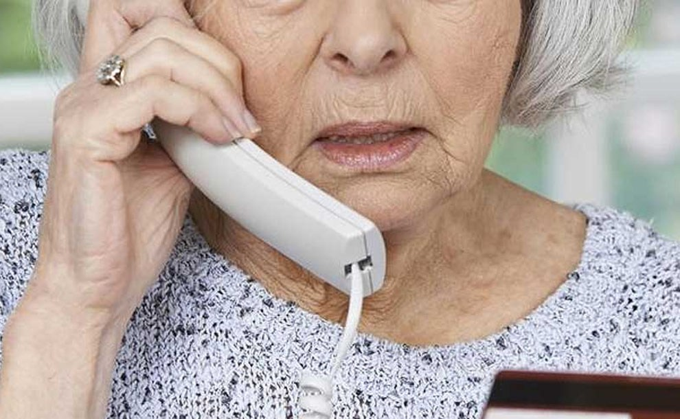 abuela estafa