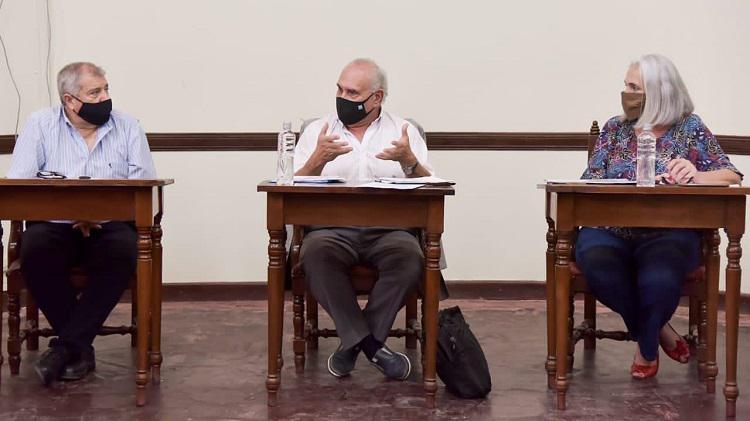 Luis María García Salado en el Concejo Deliberante