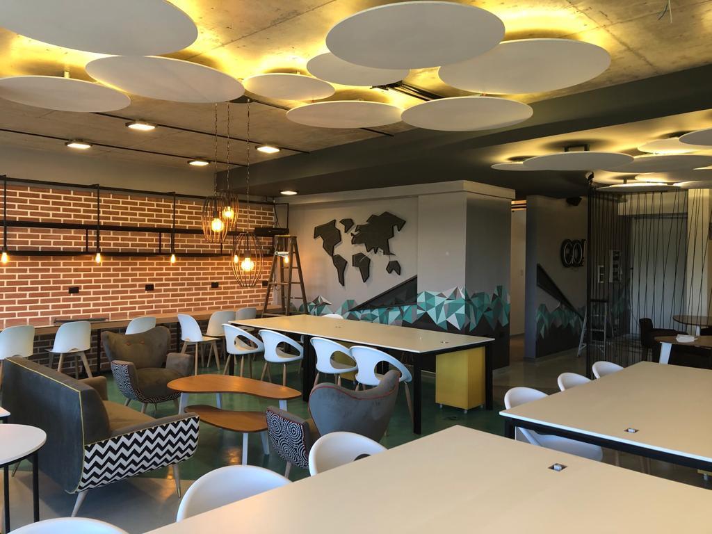 1 La Cantera Workspace