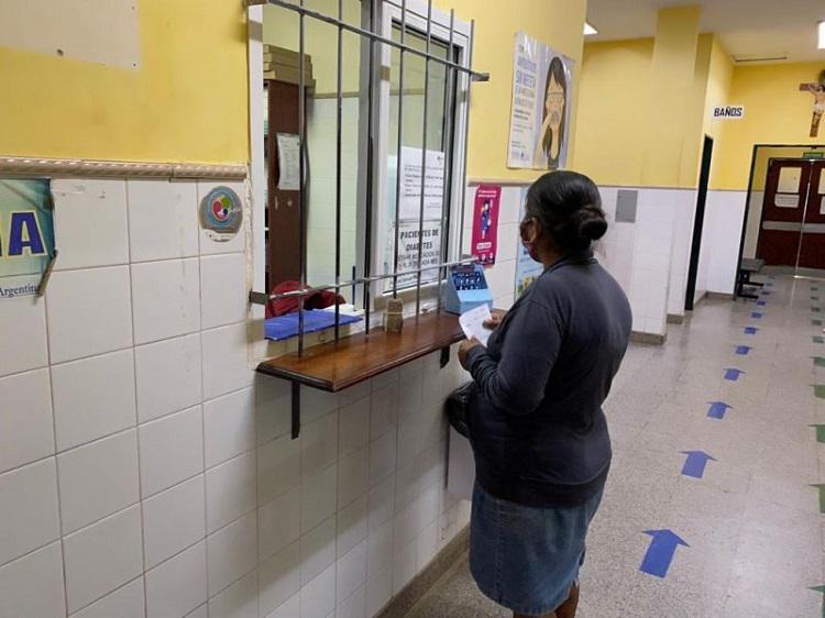 Salud publica hospitales