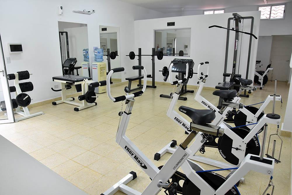 Servicio de Medicina del Deporte, la nueva incorporación del hospital San Bernardo
