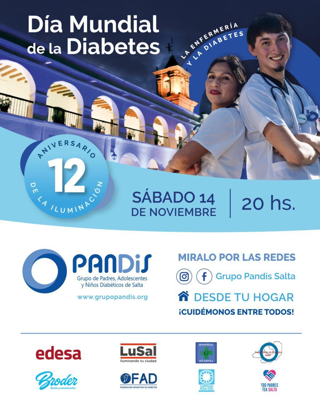 Dia Mundial de la Diabetes 2