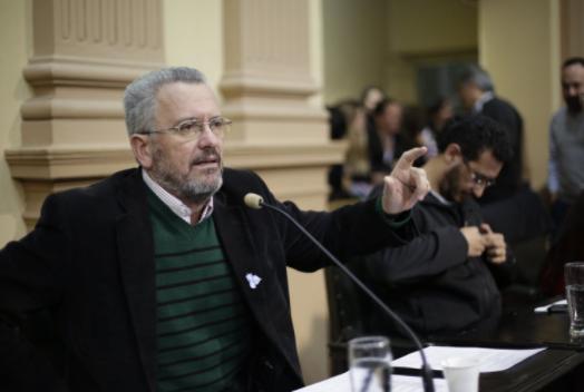 claudio del pla - legislatura