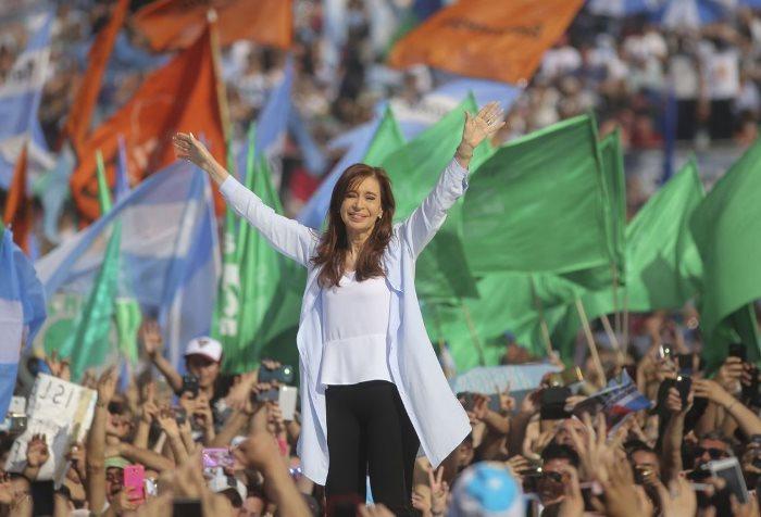 Cristina Kirchner lanzará su candidatura a Presidente el Día de la Bandera