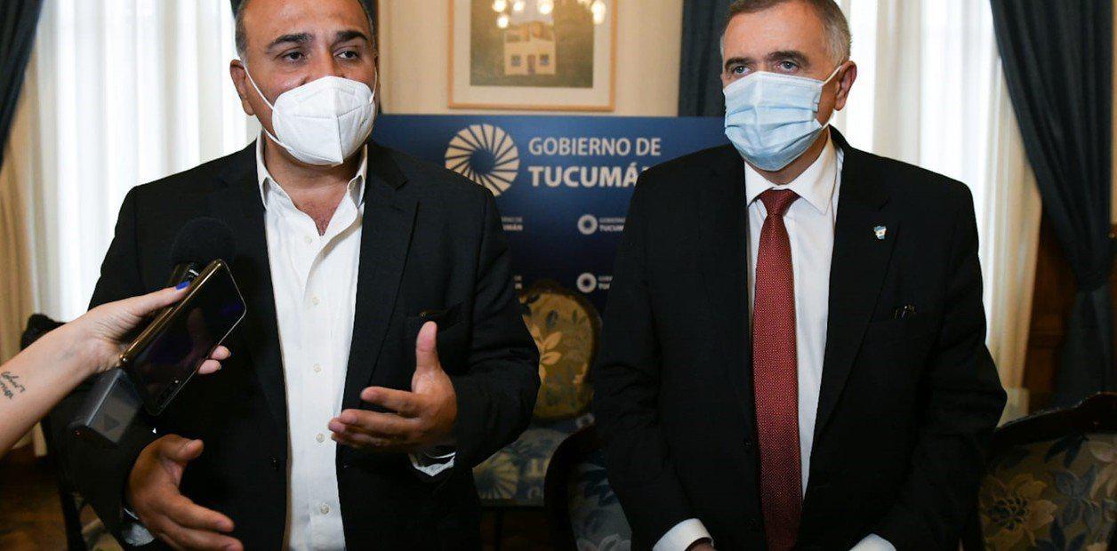 Hubo acuerdo en Tucumán: Manzur asume en Nación y su vice Jaldo quedará como gobernador interino