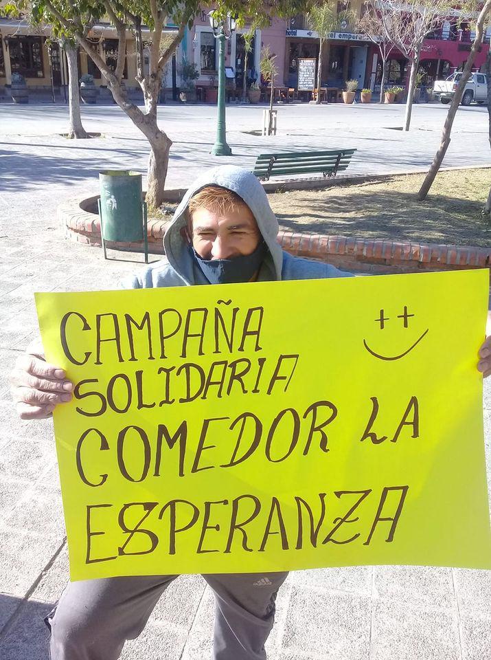 Campaña Solidaria comedor La Esperanza