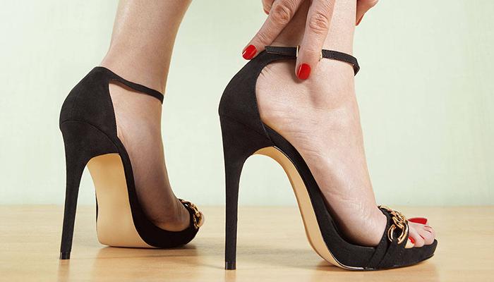 Resultado de imagen para tacos zapatos