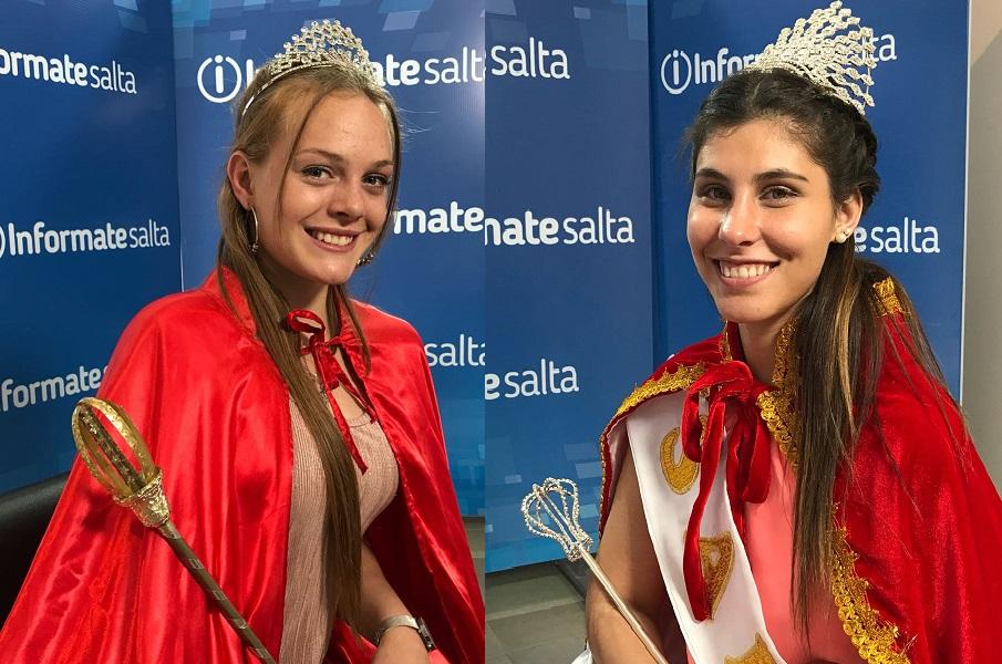 Reinas de los estudiantes