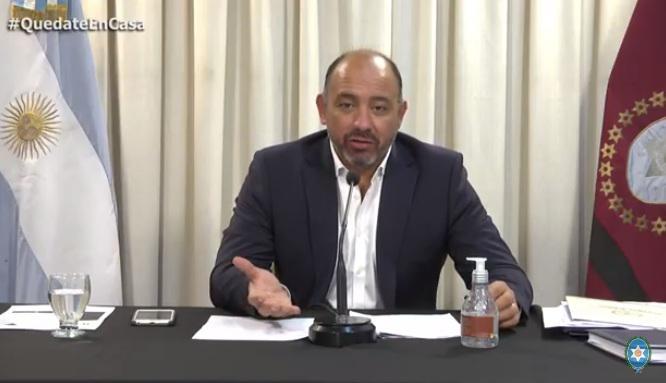 """Análisis de situación del ministerio de Economía: """"El mes de abril va a ser muy duro"""""""