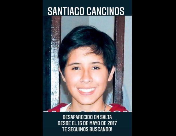 La revelación de un influencer: ¿Gala Cancinos pidió que la busquen como Santiago?