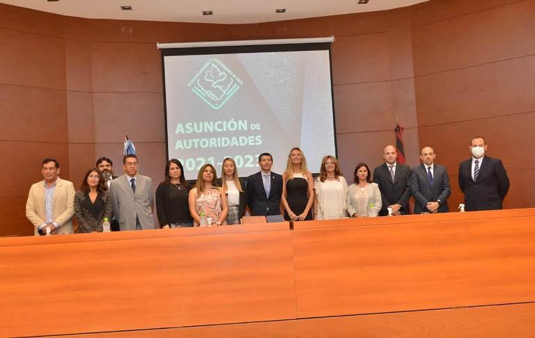 Colegio de abogados autoridades 2021