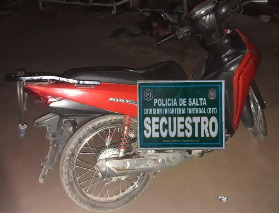 Recuperaron motos robadas 04