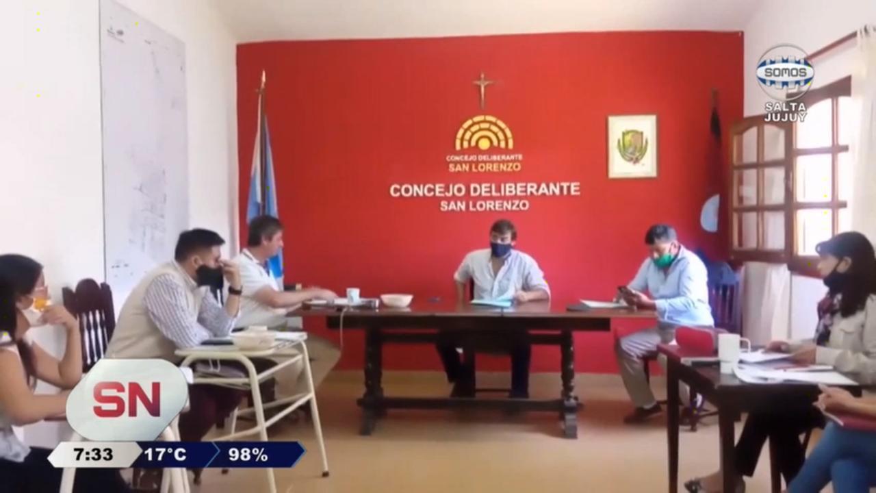 concejo deliberante san lorenzo