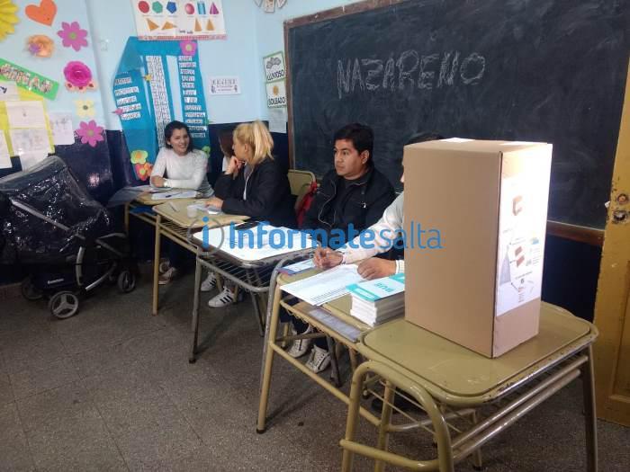 PASO Salta - votacion 2