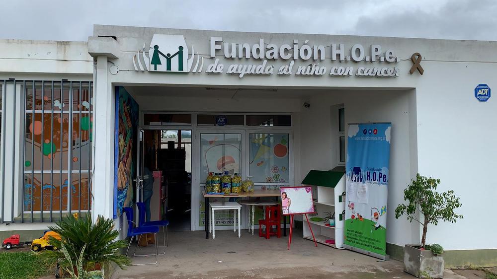 Fundación Hope0