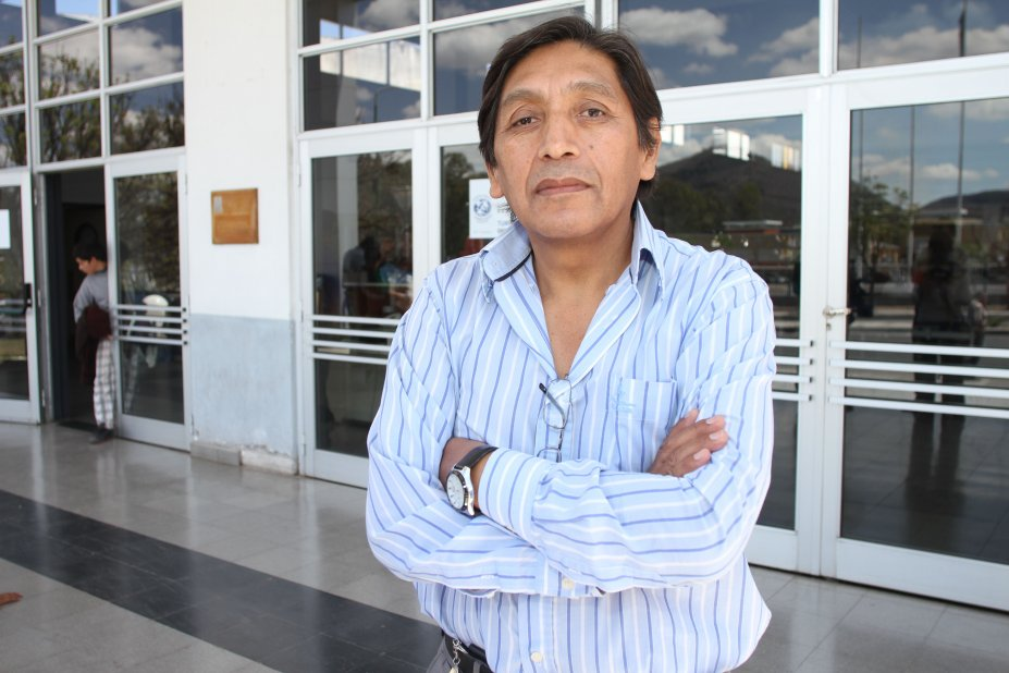 Ustarez consideró que podría ocupar la banca que dejó Ameri en el Congreso Nacional