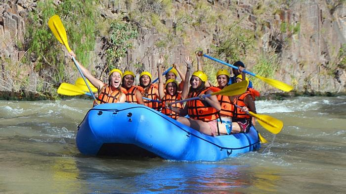 rafting - turismo