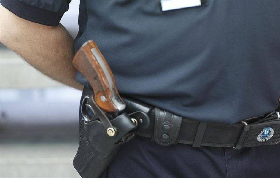 uso de arma de fuego policias