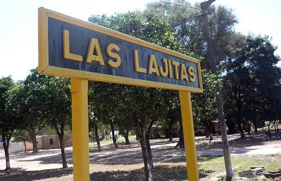 Las Lajitas