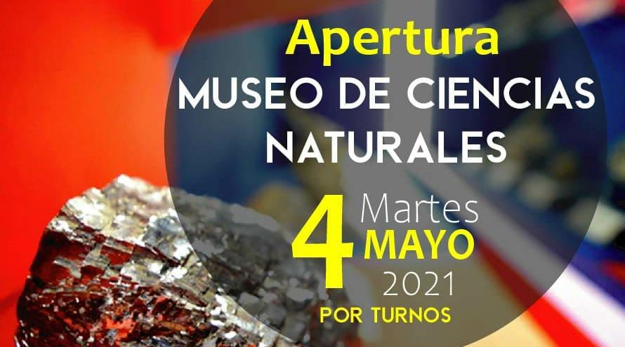 museo flyer