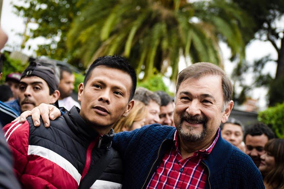 Miguel Isa precandidato