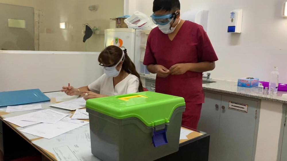 servicio de oncohematologia