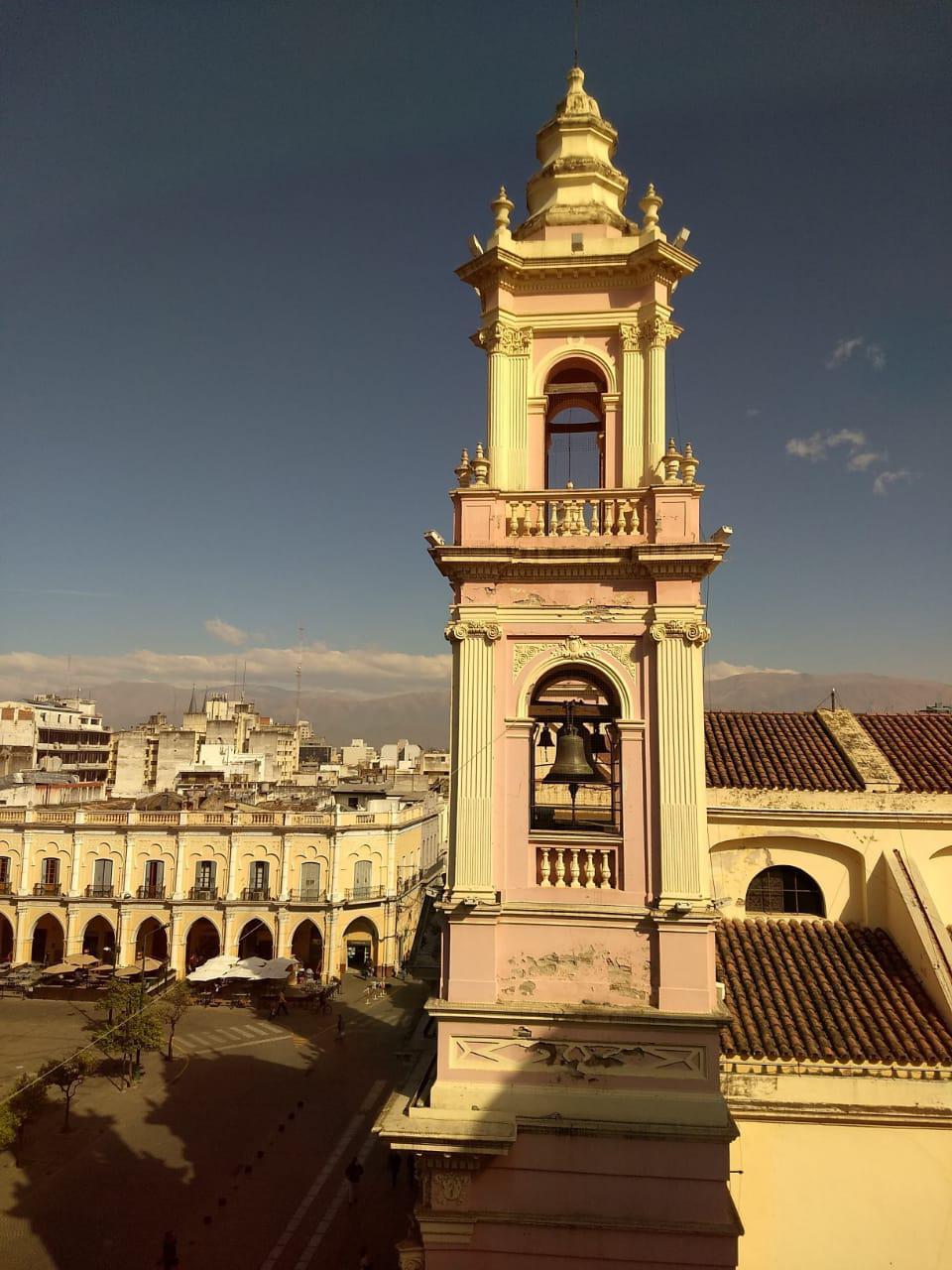Tiempo en Salta: La semana arranca a puro sol