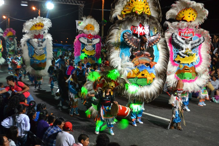 carnaval - patria grande