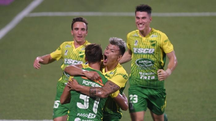 defensa repa sudamericana
