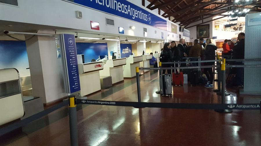 aeropuerto paro vuelos