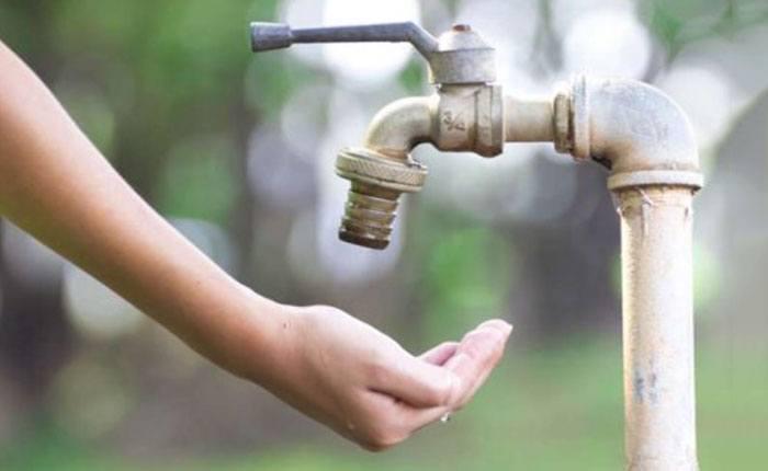 ¿Por qué no hay agua en varios barrios de la ciudad?