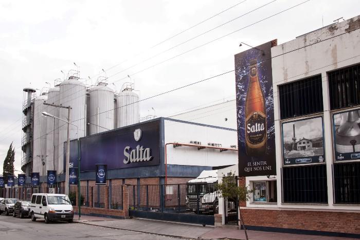PLANTA Cerveza Salta ccu informate