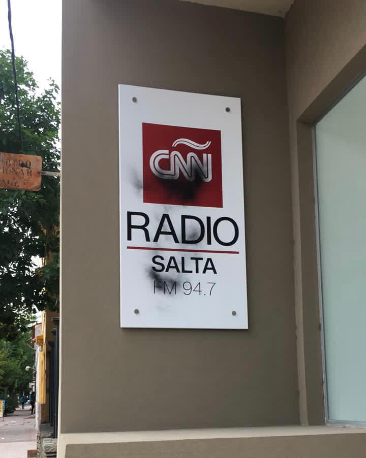 ataque al cartel radio cnn salta