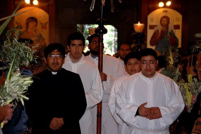 domingo de ramos - catedral