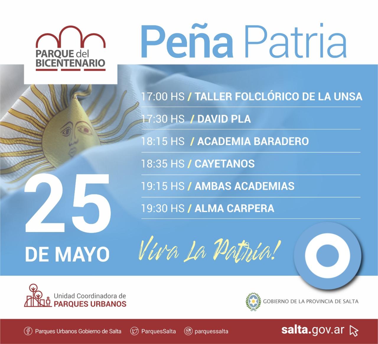 Peña Patria