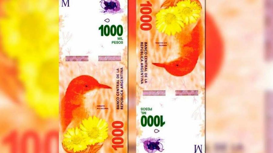 billete de mil
