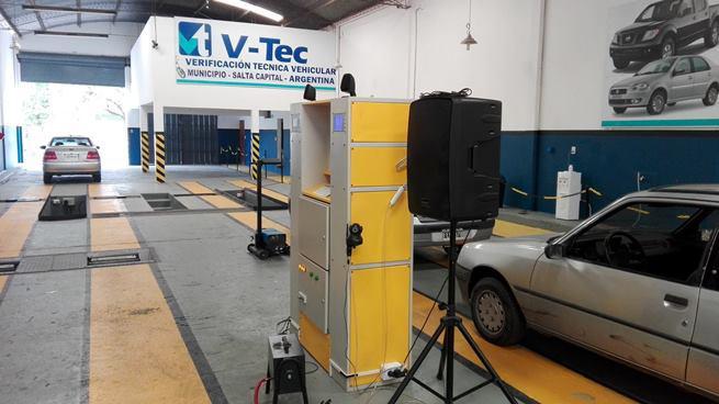 taller v tec norte revision tecnica vehicular