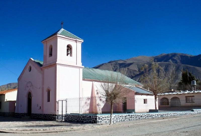 Iglesia de La Poma