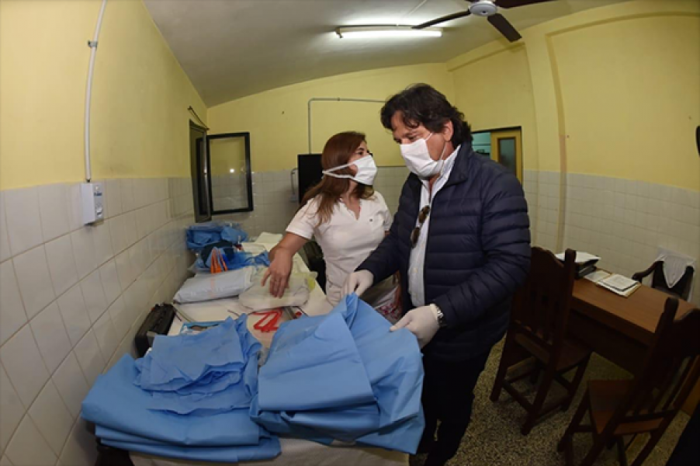 saenz hospitales coronavirus