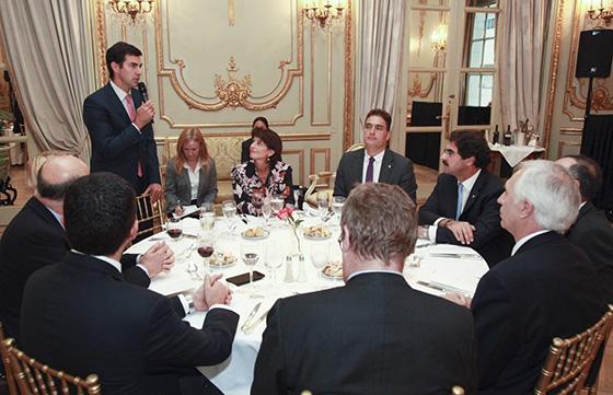 Así fue el encuentro entre PPK y la presidenta de Suiza (FOTOS)